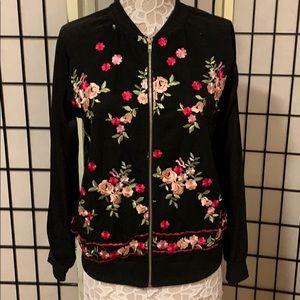 This cherry blossom jacket